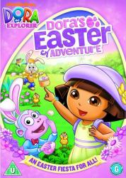 Dora The Explorer - Dora's Easter Adventure Dvd