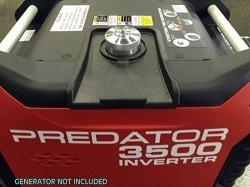 GOGAD Predator 3500 Watt Inverter Generator Extended Run Fuel Cap   R    Earphones   PriceCheck SA
