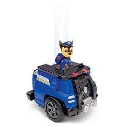 Paw Patrol On A Roll Chase Figure And Vehicle With Sounds