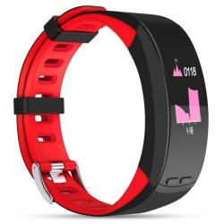 P5 0.96 Inch Color Touch Screen Display Bluetooth Gps Outdoor Sports Professional Smart Bracelet IP56 Waterproof Support Pedometer Real-time Heart Rate Monitor