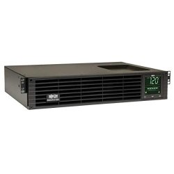 Tripp Lite Smartpro 120V 1.5KVA 1.35KW Line-interactive Sine Wave Ups 2U Rack tower Extended Run Webcardlx Network Interface Lcd