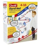 Quercetti Skyrail Wall Coaster - 15 Pieces