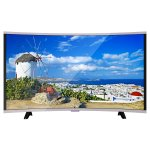 "JVC - 55"" Curved Uhd Smart LED Tv LT-55N776 A"