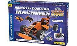 Thames & Kosmos Remote-control Machines: Custom Cars With Configurabl