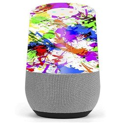 SKIN Decal Vinyl Wrap For Google Home Stickers S Cover Paint Splatter
