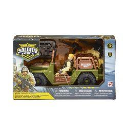 Soldier Force Patrol Vehicle Playset