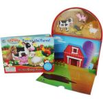 Farmyard Friends: Fun On The Farm Book & Toy Novelty Book