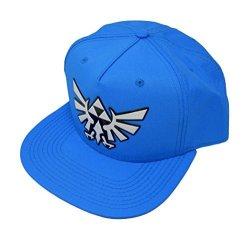 Zelda Nintendo Chrome Weld Ballistic Nylon Snapback Baseball Hat
