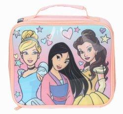 Disney Princess - Rectangular Lunch Bag