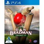 PS4 Don Bradman Cricket 17