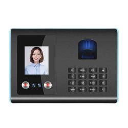 FA01 Face Recognition Fingerprint Time Attendance Machine