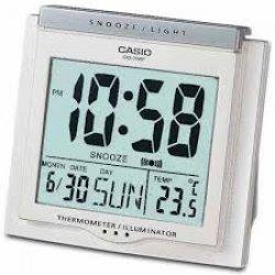 Casio DQ-750F-7DF Digital Alarm Clock