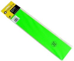 Tower Lever Arch Labels - Fluorescent Green Pack Of 100