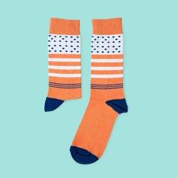 Sexy Socks Bamboo - Tangerine