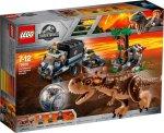 Lego Jurassic World - Carnotaurus Gyrosphere Escape