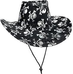 "USA Rock Star Party Cowboy Hat 7"" X 15.25"