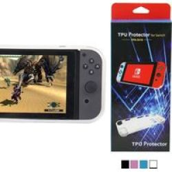 Roky Nintendo Switch Tpu Protector Case White