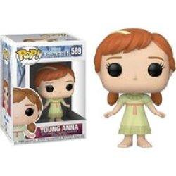 Funko Pop Disney Frozen Ii: Young Anna Vinyl Figure