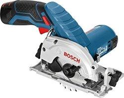 Bosch Gks 10.8 V-li Professional Cordless Circular Saw The Smallest Professional Universal Saw Bare Tool
