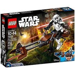 Lego Star Wars 75532 Scout Trooper And Speeder Bike