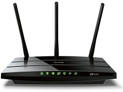 TP-LINK USA Tp-link AC1350 Wireless Wi-fi Fast Ethernet Router Archer C59