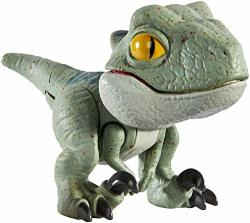 Jurassic World Snap Squad Velociraptor Charlie
