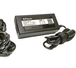 EPtech 10 Ft Extra Long Ac Adapter For Qnix QX2710 Evolution II 27