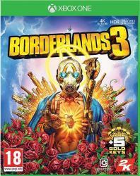 Borderlands 3 Regular Edition Xbox One