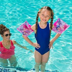 Swimways Shimmer And Shine 3-D Arm Swimmies