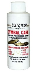 Blitz Music Care 336 Cymbal Care