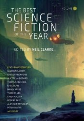 The Best Science Fiction Of The Year - Volume Three Paperback