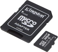 Industrial Grade Kingston 32GB Apple Ipad MINI 2019 Microsdhc Card Verified By Sanflash. 90MBS Works For Kingston
