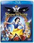 Walt 's Snow White And The Seven Dwarfs Blu-ray