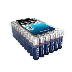 Rayovac Aa Batteries Alkaline Double A Batteries 60 Battery Count
