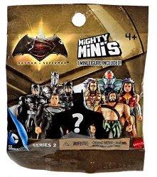 Mattel Batman V Superman Series 2 Mighty Mini's By Dc Comics